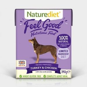 NatureDiet - Turkey & Chicken